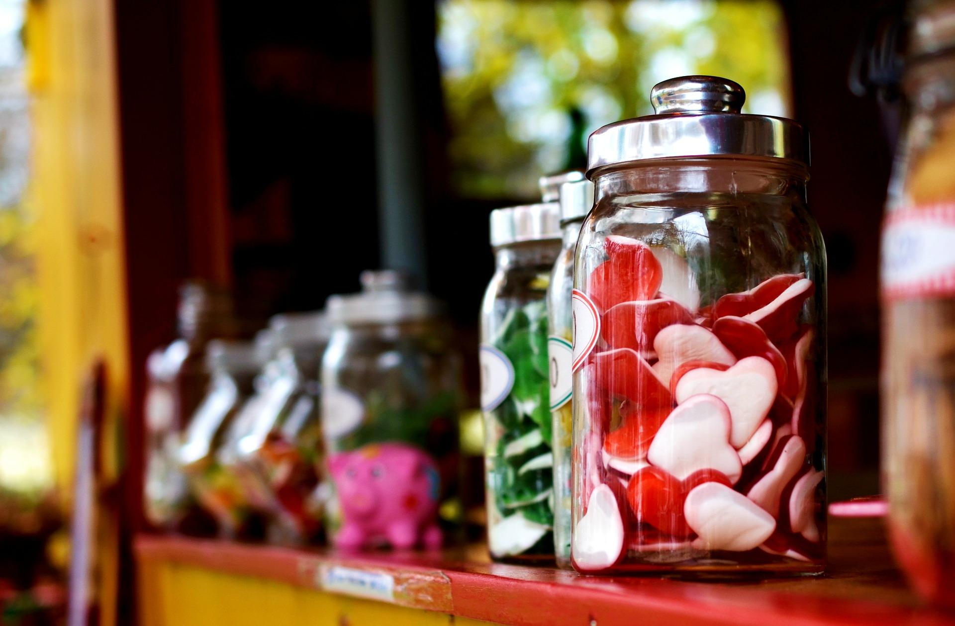 Reklamní bonbony u klientů zabodují