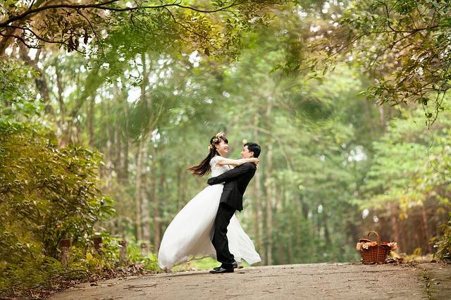 Plánujete svatbu?