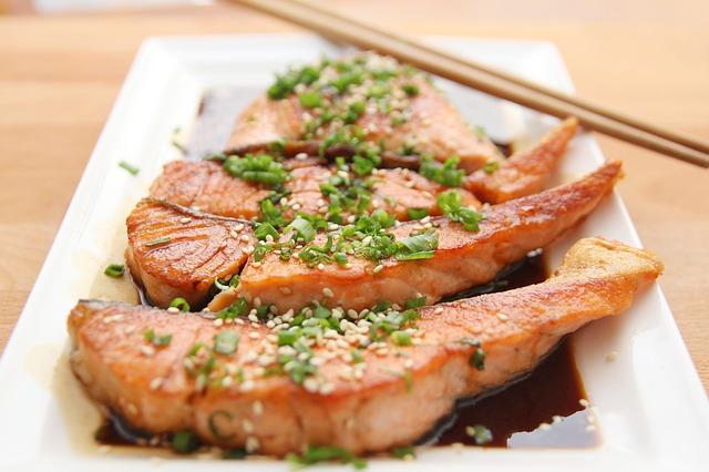 Ryby – opomíjená součást jídelníčku nejen pro sportovce